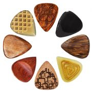 Timber Tones 8 Acoustic Guitar Picks | Timber Tones